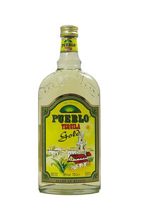 Pueblo Tequila Gold 0,7 ltr