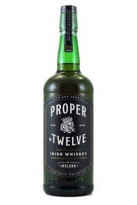 Proper Twelve Irish Whiskey 40% alc 0,7ltr