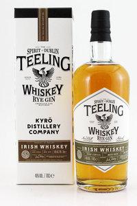 Teeling Kyrö Rye Gin Small Batch Collaboration Whiskey