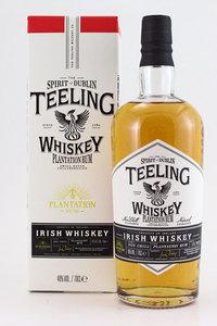 Teeling Plantation Rum Small Batch Collaboration Whiskey