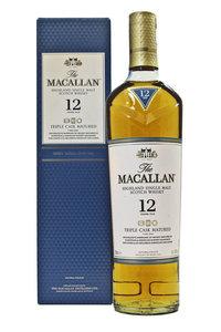 Macallan Triple Cask Matured 12 Years