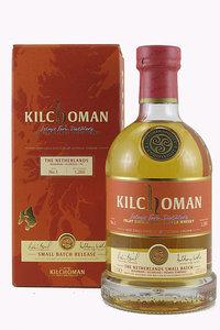 Kilchoman Netherlands Small Batch Release