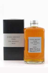 Nikka From The Barrel 51,4% 0,5ltr