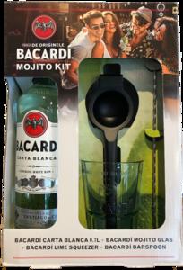 Bacardi Mojito Kit