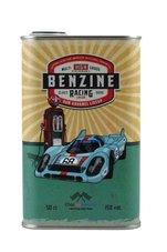 Blik-benzine-raceauto-Rum-Karamel-Racing-Likeur
