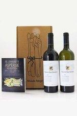 Cadeaudoos-Asperge-met-Tenuta-San-Giorgio-Pinot-Grigio-en-receptenboekje